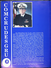 Page 8, 1991 Edition, Saratoga (CV 60) - Naval Cruise Book online yearbook collection