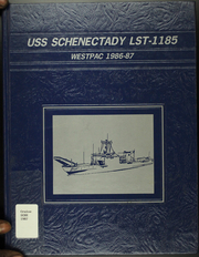 Page 1, 1987 Edition, Schenectady (LST 1185) - Naval Cruise Book online yearbook collection