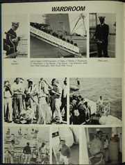Page 12, 1987 Edition, Schenectady (LST 1185) - Naval Cruise Book online yearbook collection