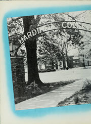 Page 12, 1954 Edition, Harding College - Petit Jean Yearbook (Searcy, AR) online yearbook collection