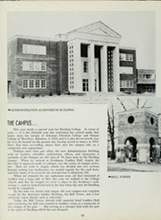 Page 14, 1954 Edition, Harding College - Petit Jean Yearbook (Searcy, AR) online yearbook collection