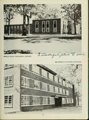 Page 15, 1954 Edition, Harding College - Petit Jean Yearbook (Searcy, AR) online yearbook collection