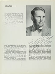 Page 8, 1954 Edition, Harding College - Petit Jean Yearbook (Searcy, AR) online yearbook collection