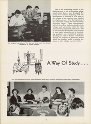 Page 10, 1957 Edition, Harding College - Petit Jean Yearbook (Searcy, AR) online yearbook collection