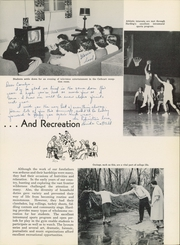 Page 11, 1957 Edition, Harding College - Petit Jean Yearbook (Searcy, AR) online yearbook collection