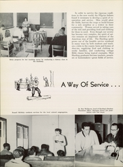 Page 12, 1957 Edition, Harding College - Petit Jean Yearbook (Searcy, AR) online yearbook collection