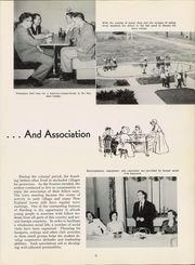 Page 13, 1957 Edition, Harding College - Petit Jean Yearbook (Searcy, AR) online yearbook collection