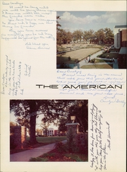 Page 6, 1957 Edition, Harding College - Petit Jean Yearbook (Searcy, AR) online yearbook collection