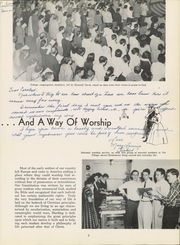 Page 9, 1957 Edition, Harding College - Petit Jean Yearbook (Searcy, AR) online yearbook collection