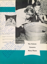Page 7, 1958 Edition, Harding College - Petit Jean Yearbook (Searcy, AR) online yearbook collection