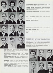 Page 54, 1962 Edition, Harding College - Petit Jean Yearbook (Searcy, AR) online yearbook collection
