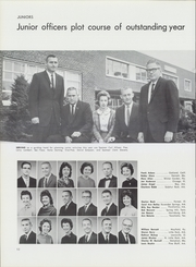 Page 56, 1962 Edition, Harding College - Petit Jean Yearbook (Searcy, AR) online yearbook collection
