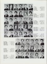 Page 58, 1962 Edition, Harding College - Petit Jean Yearbook (Searcy, AR) online yearbook collection