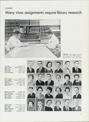 Page 59, 1962 Edition, Harding College - Petit Jean Yearbook (Searcy, AR) online yearbook collection