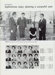 Page 62, 1962 Edition, Harding College - Petit Jean Yearbook (Searcy, AR) online yearbook collection