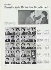 Page 64, 1962 Edition, Harding College - Petit Jean Yearbook (Searcy, AR) online yearbook collection