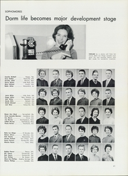Page 67, 1962 Edition, Harding College - Petit Jean Yearbook (Searcy, AR) online yearbook collection