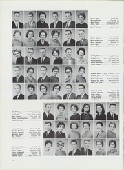 Page 68, 1962 Edition, Harding College - Petit Jean Yearbook (Searcy, AR) online yearbook collection