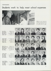 Page 69, 1962 Edition, Harding College - Petit Jean Yearbook (Searcy, AR) online yearbook collection