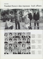 Page 70, 1962 Edition, Harding College - Petit Jean Yearbook (Searcy, AR) online yearbook collection