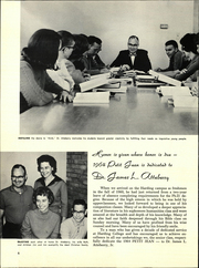 Page 10, 1964 Edition, Harding College - Petit Jean Yearbook (Searcy, AR) online yearbook collection