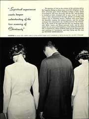 Page 14, 1964 Edition, Harding College - Petit Jean Yearbook (Searcy, AR) online yearbook collection