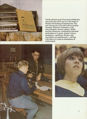 Page 15, 1971 Edition, Harding College - Petit Jean Yearbook (Searcy, AR) online yearbook collection