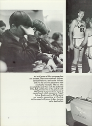 Page 16, 1971 Edition, Harding College - Petit Jean Yearbook (Searcy, AR) online yearbook collection