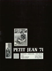 Page 5, 1971 Edition, Harding College - Petit Jean Yearbook (Searcy, AR) online yearbook collection