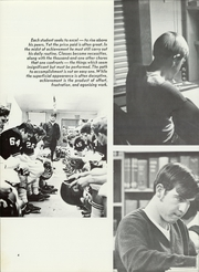 Page 8, 1971 Edition, Harding College - Petit Jean Yearbook (Searcy, AR) online yearbook collection