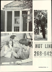 Page 11, 1975 Edition, Harding College - Petit Jean Yearbook (Searcy, AR) online yearbook collection