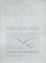Page 1, 1983 Edition, Harding College - Petit Jean Yearbook (Searcy, AR) online yearbook collection