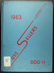 1963 Edition, Sellers (DDG 11) - Naval Cruise Book