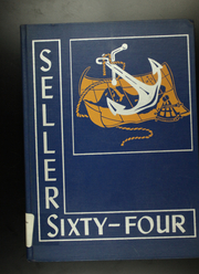 1964 Edition, Sellers (DDG 11) - Naval Cruise Book