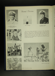 Page 14, 1964 Edition, Sellers (DDG 11) - Naval Cruise Book online yearbook collection
