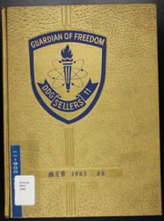 1966 Edition, Sellers (DDG 11) - Naval Cruise Book