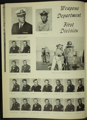 Page 10, 1966 Edition, Semmes (DDG 18) - Naval Cruise Book online yearbook collection