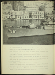 Page 6, 1966 Edition, Semmes (DDG 18) - Naval Cruise Book online yearbook collection