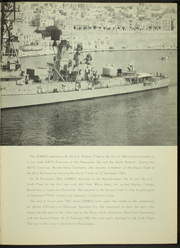 Page 7, 1966 Edition, Semmes (DDG 18) - Naval Cruise Book online yearbook collection