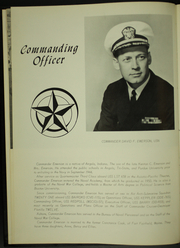 Page 8, 1966 Edition, Semmes (DDG 18) - Naval Cruise Book online yearbook collection