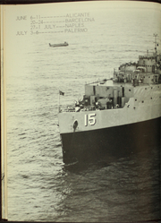 Page 6, 1962 Edition, Shadwell (LSD 15) - Naval Cruise Book online yearbook collection