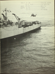 Page 7, 1962 Edition, Shadwell (LSD 15) - Naval Cruise Book online yearbook collection