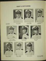 Page 8, 1965 Edition, Shadwell (LSD 15) - Naval Cruise Book online yearbook collection