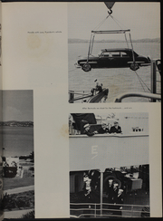 Page 17, 1957 Edition, Taconic (AGC 17) - Naval Cruise Book online yearbook collection
