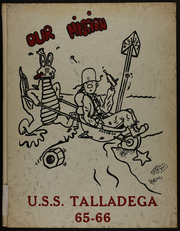 1966 Edition, Talladega (APA 208) - Naval Cruise Book