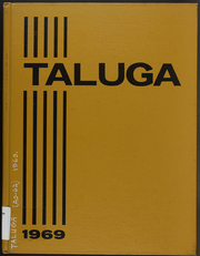1969 Edition, Taluga (AO 62) - Naval Cruise Book
