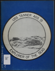 Page 1, 1963 Edition, Tanner (AGS 15) - Naval Cruise Book online yearbook collection
