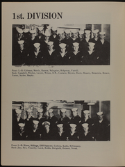 Page 10, 1963 Edition, Tanner (AGS 15) - Naval Cruise Book online yearbook collection