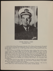 Page 4, 1963 Edition, Tanner (AGS 15) - Naval Cruise Book online yearbook collection
