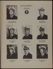 Page 7, 1963 Edition, Tanner (AGS 15) - Naval Cruise Book online yearbook collection